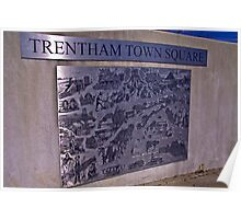 Trentham Town Poster