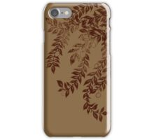 Leaves & Branches iPhone Case/Skin