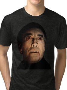 Vampire Dracula! Tri-blend T-Shirt