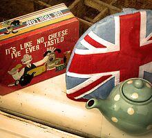 Best Of British Tea Time by Nigel Finn
