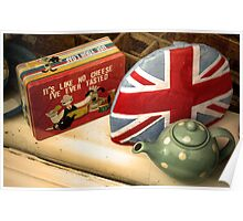 Best Of British Tea Time Poster