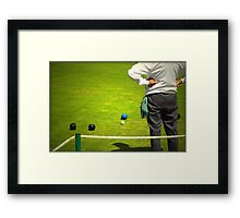 Blink And You'll Miss It Framed Print