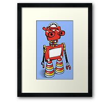 ViewBot 3000 Framed Print