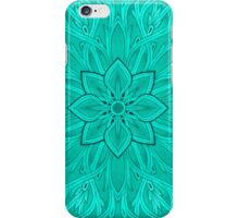 - Turquoise branch - iPhone Case/Skin