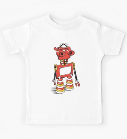 ViewBot 3000 Kids Tee