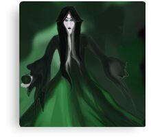 The Green Apple Canvas Print