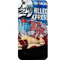 Chilled Express. iPhone Case/Skin
