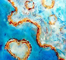 The Heart of the Great Barrier Reef by Wendy Eriksson