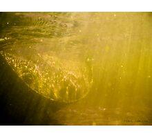Sunken Photographic Print