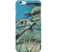 Gator Mural iPhone Case/Skin