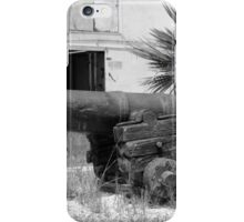 Old Cannon iPhone Case/Skin