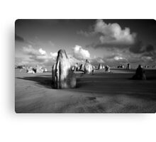 The Pinnacles Desert, Western Australia Canvas Print