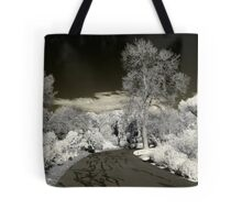 The Valley of the Shadow of Death Tote Bag