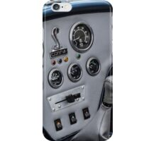 Shelby 427 Dashboard iPhone Case/Skin