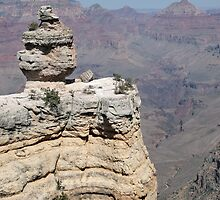 when the rock breaks by Paul Kavsak