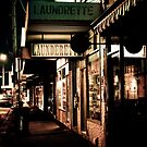 Brunswick Coin Laundrette by Glen Turner