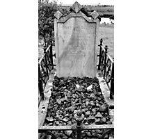 Alberton Cemetery Photographic Print