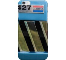 Shelby Cobra 427 iPhone Case/Skin