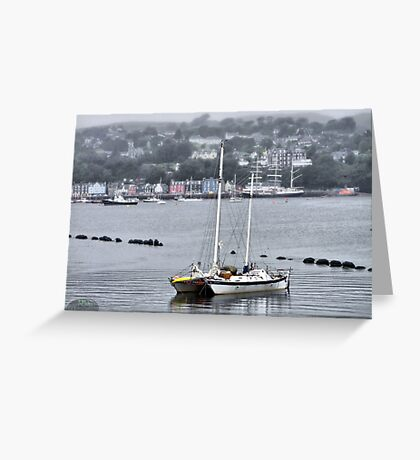 Tobermory Bay Greeting Card