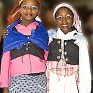 African School Girls by Warren. A. Williams