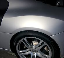 Audi R8 Wheel by Roxanne du Preez