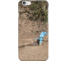INDIA - PEPOLE GET WATER iPhone Case/Skin