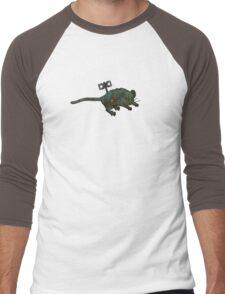 Wound Up Mouse Men's Baseball ¾ T-Shirt