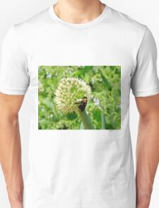 Bee On Flower T-Shirt