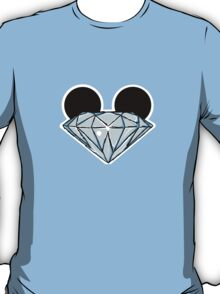 Diamond Disney Ears Color T-Shirt