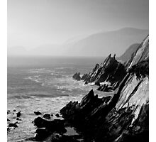 The cliffs of Dingle, Ireland Photographic Print