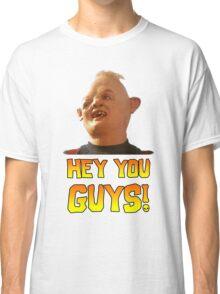 SLOTH - HEY YOU GUYS! Classic T-Shirt
