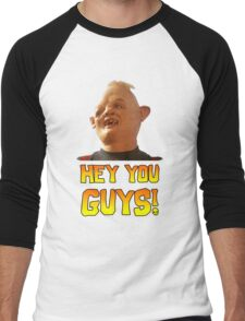 SLOTH - HEY YOU GUYS! Men's Baseball ¾ T-Shirt