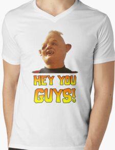 SLOTH - HEY YOU GUYS! Mens V-Neck T-Shirt