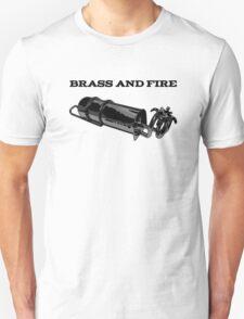 Brass and Fire Unisex T-Shirt