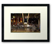 Bourke Street Framed Print
