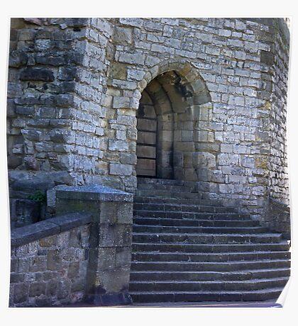 Doorway To The Castle Poster