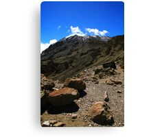 Mount Kilimanjaro Canvas Print