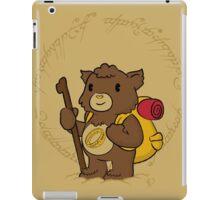 Caring Baggins iPad Case/Skin