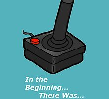 In The Beginning There Was Atari by Infernoman