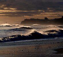 Whitby Seascape by DianeRocks