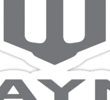 Wayne Enterprises Sticker