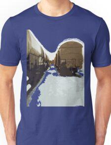 Train Yard Unisex T-Shirt