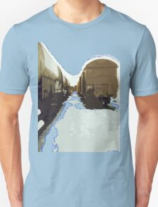 Train Yard Unisex T-Shirt