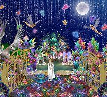 My Secret Garden by wolfepaw
