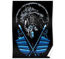 Mortal Kombat - Sub Zero Poster