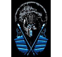 Mortal Kombat - Sub Zero Photographic Print