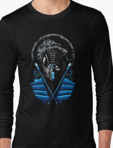 Mortal Kombat - Sub Zero Long Sleeve T-Shirt