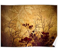 The Essence of Autumn Poster