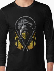 Mortal Kombat - Scorpion Long Sleeve T-Shirt