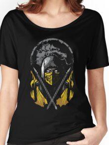 Mortal Kombat - Scorpion Women's Relaxed Fit T-Shirt